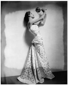 Cecil Beaton for Vogue April 1948.