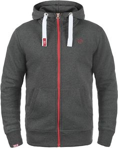 Gute Verarbeitung und Design  Bekleidung, Herren, Streetwear, Jacken High Neck, Tom Tailor, Nike Jacket, Hooded Jacket, Streetwear, Athletic, Design, Fashion, Men