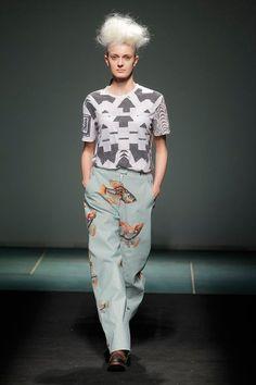 Alexis Reyna Autumn - Winter 2014 Fashion Show, with 42 Photographs.. - MODATURKIYE.COM Fashion News, Street Style & Fashion Shows