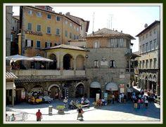 Cortona, Italy ... looks amazing!