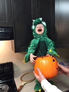 This kid just MAXED his Halloween candy stash.  Holy sugar buzz, Batman!!