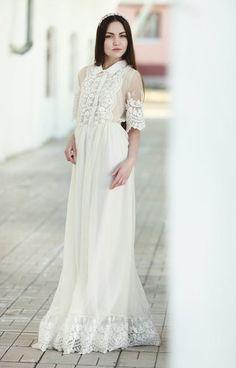 #weddingdresses #dresses #whitedresses #white #longdresses #maxidresses #lacedresses #lace