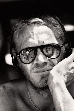 Steve Mcqueen ...now go forth and share that BOW & DIAMOND style ppl! Lol. ;-) xx