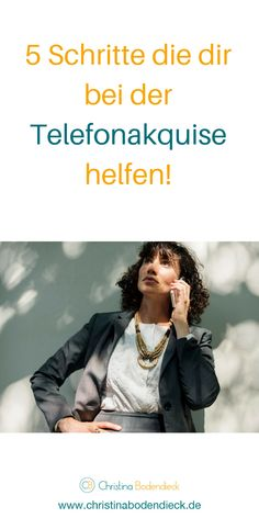 #Telefonakquise #Kaltakquise #Neukundengewinnung 5Schritte Strategie für erfolgreiche Telefonakquise