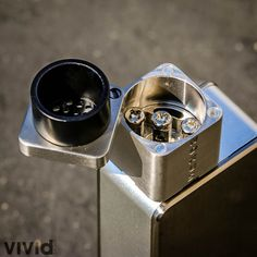Noxus RDA. Look at that swivel action. #vape #vapeon #vapelife #vapehappy