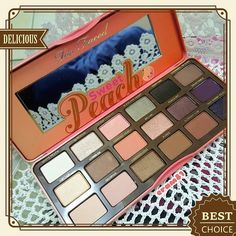 @Regrann from @eram81 -  The moment @toofaced announced Peach palette was going to be a summer limited edition it was bound to be sold out and difficult to obtain. AND THAT'S EXACTLY WHAT HAPPENED  I thought I wouldn't get this one but thanks to @maznabeautybag for getting it for me. Details on palette in next post #makeup #beauty #makeuplover #makeupaddiction #makeupcollection #beautyjunkie #beautyblogger #beautylover #makeupuae #ilovemakeup #allthingsbeauty #allthingsmakeup…