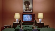 If you've ever wondered about the poster's hanging in Dick Hallorann's apartment in The Shining, wonder no more.