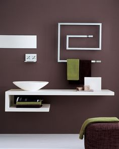 Small Designer Bathroom Radiators flomasta curved towel radiator chrome 700 x 825btu. 242w. high
