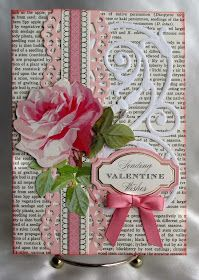 I came, I saw, I created.: Anna Griffin ALL ABOUT LOVE Card Kit ~ Set 4 Happy Valentine's Day