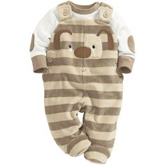 Buy Dog Velour Dungarees from the Next UK online shop ($22) ❤ liked on Polyvore featuring baby, baby stuff, baby boy, baby clothes and kids