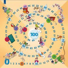 Het grote rekenspel! Door middel van getallenfiches die je als speler krijgt moet je slimme sommen maken.Er zijn kansvragen en onderweg kun je getallen winnen om tot oplossingen te komen. Je hebt twee kanten aan het bord (makkelijker en moeilijker) om zo te differentiëren!