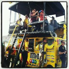 Samantha Busch ‏@SamanthaBusch    Peace out 2012 race season I'm not sad at all to see you go!! What doesn't kill u makes u stronger so watch out in 2013 Kyle n crew r comin