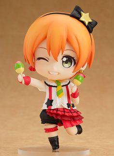 Buy PVC figures - Love Live! PVC Figure - Nendoroid Rin Hoshizora Re-issue - Archonia.com