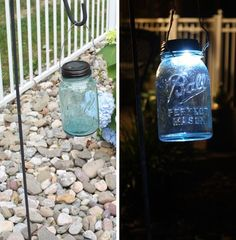 24 stunning diy garden lighting ideas garden lighting ideas 24 stunning diy garden lighting ideas aloadofball Image collections