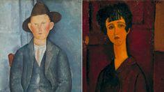 Tate Modern in London - Works by Amedeo Modigliani opens November 2017