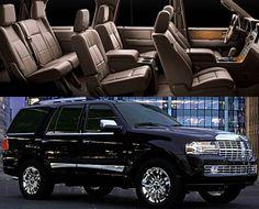 Lincoln Navigator....love it!!