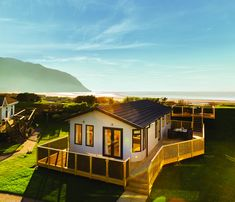 Lodges & Static Caravans for Sale in Conwy – Aberconwy Resort & Spa Caravans For Sale, Relaxation Room, Holiday Park, Park Homes, Luxury Holidays, Summer Breeze, Resort Spa, Open Plan, Lodges