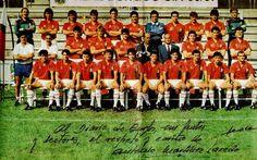 REAL BURGOS Plantilla 1990-91