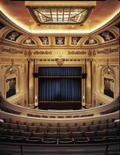 The Orpheum Theater, Minneapolis. The only reason I would want to move to the Twin Cities. I would be broke going to shows all the time