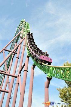 23/23 | Photo du Roller Coaster Goliath situé à Walibi Holland (Pays-Bas). Plus d'information sur notre site http://www.e-coasters.com !! Tous les meilleurs Parcs d'Attractions sur un seul site web !! Découvrez également notre vidéo embarquée à cette adresse : http://youtu.be/EZ7lstAs3r8