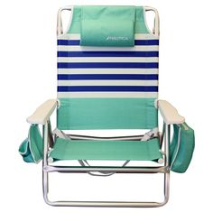 nautica beach chairs folding and table 12 best blue stripes images shop the brand chair