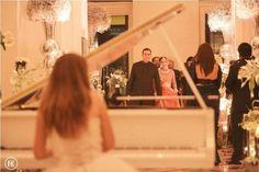 A Symphonic Appearance! :) Clicked at @TheLeela  #Bride #bridal #wedding #weddingdress #weddingday #weddingphotography #photography #photooftheday #nofilter #piano #pianocover #Music #weddingday #weddingdecor #decor #decoration #weddingideas #theleela #bigfatindianwedding #weddinghall #Couple #reception #weddingreception #wedmegood #shaadisaga #thecrimsonbride #weddingsutra #weddingfilms #thinkshaadi
