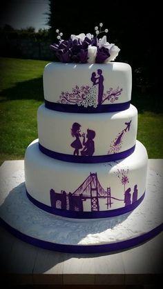Painted Purple Memories