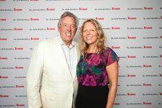 Another pic with leadership guru John C. Maxwell, August 2013