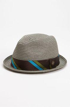7fc51d883ac Goorin Brothers  Turtle Bay  Straw Fedora Men s Hats