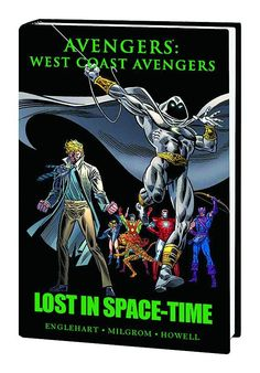 MARVEL COMICS (W) Steve Englehart & Various (A) Al Milgrom & Various (CA) Al Milgrom The West Coast Avengers find themselves flung throughout time in this classic tale featuring everything from Marvel