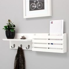 Unique Wall Key Holders and Hook Racks