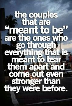 the couple that is meant to be love love quotes life quotes quotes relationships positive quotes couples quote sky city clouds couple life palm trees positive wise relationship love quote advice wisdom life lessons positive quote Life Quotes Love, Cute Quotes, Great Quotes, Quotes To Live By, Funny Quotes, Inspirational Quotes, Drake Quotes, Advice Quotes, Thin Quotes