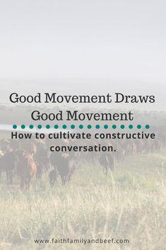 Good Movement Draws