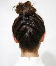 Boyu uzun gösterecek saç modelleri