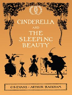 Celebrating 100 years since their original publication in 1919 and Pook Press presents a new, deluxe edition of Cinderella and The Sleeping Beauty. Autumn Illustration, Black And White Illustration, Prince Stories, Brothers Grimm Fairy Tales, German Fairy Tales, Haida Art, Arthur Rackham, African Textiles, Vintage Children's Books