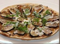 Pissaladière with Figs, Goat Cheese and Arugula  The Broadmoor - Chef Recipes http://www.broadmoor.com/chef-recipes/