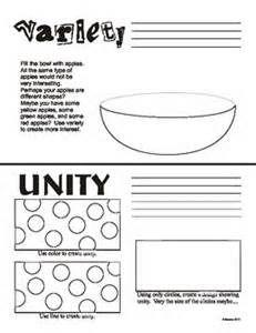 Balance Principles Of Art Design Worksheet Worksheets Art Lessons And Art Handouts