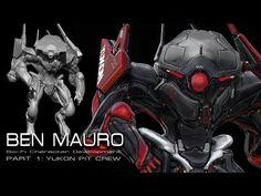 (▶) Ben Mauro - YUKON PIT CREW: PART 1
