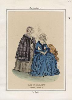 Le Follet December 1840 LAPL