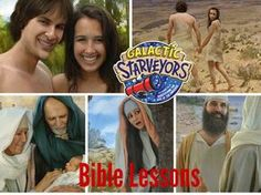 Lifeway Galactic Starveyors VBS 2017 Bible Study Lessons Rebecca Autry Creations