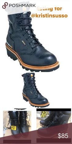 981553ed9ab6 Carhartt Men s Boots CML 8221 Size11  kristinsusso This listing is for   kristinsusso only.