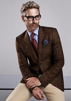 Men's Gray Suit☆ | ♠ GENTLEMEN'S CLUB ♠ | Pinterest | Suits