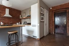 Квартира-студия длякраткосрочнойаренды наТрубной. Изображение №9.