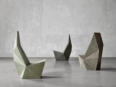 Ivanka's QTZ Concrete edition – first shown at Spazio Rossana Orlandi during this year's Milan design week – will be displayed at two different venues during Design Miami, which officially kicks off tomorrow.