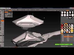 3D Coat hard surface modelling tips #1 - YouTube