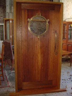 Single doors - Wooden Doors & Wooden Windows - Touchwood Joinery, Christchurch, New Zealand