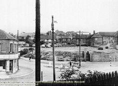 Carlton Square, Carlton Hill, c 1950s