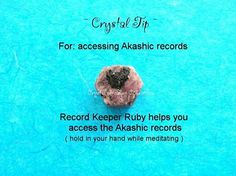Accessing Akashic Records: Ruby