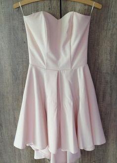 Kup mój przedmiot na #vintedpl http://www.vinted.pl/damska-odziez/sukienki-wieczorowe/10816920-przepiekna-pudrowo-rozowa-sukienka-rozmiar-34