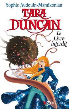 Tara Duncan Le livre interdit